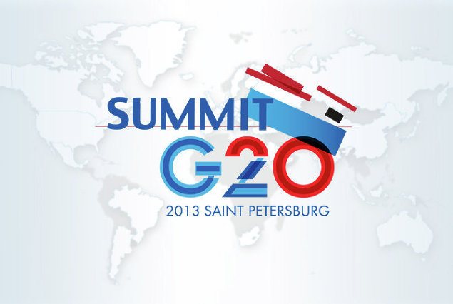 G20 Foundation @ G20 in St. Petersburg