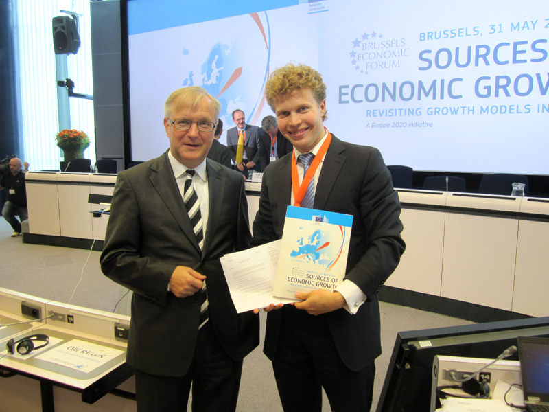 G20 Foundation @ Brussels Economic Forum